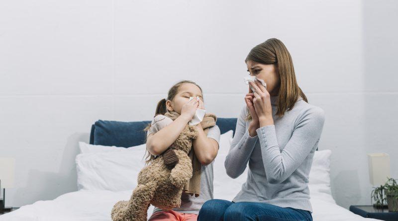 Saat Flu, Betah di tempat Tidur. Mengapa demikian?